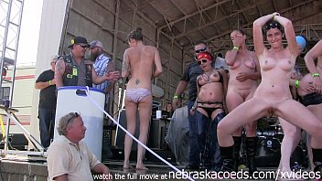 Young naked girls on purenudism Hot girls getting buck fucking naked at the abate of iowa biker rally this year