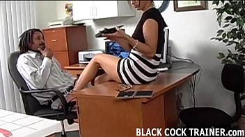 Wife addicted to porn - I think i am addicted to black cock