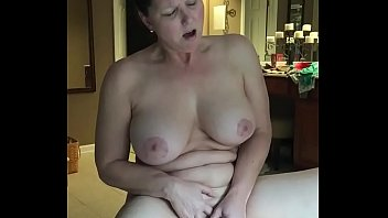 """Hot milf please herself while watching porn <span class=""""duration"""">3 min</span>"""