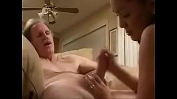 Teeny Asian Japanese Blowjob With Old Man