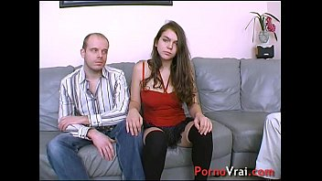 Young student at the Sorbonne gets blown up by 3 guys !! French amateur 12 min