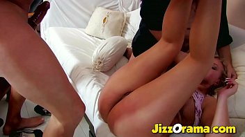 JizzOrama - Hot Spanish Teen DPed by Uncles