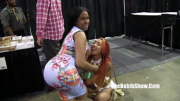 In n luv with a stripper Too wild at exxxotica chicao pornstars n freaks