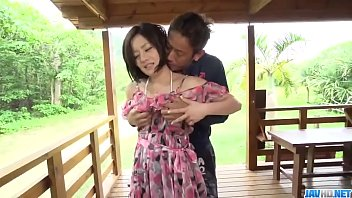 Great Outdoor Porn Scenes Along Hot Wife, Minami Asano - More At Javhd.net