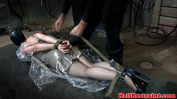 Teen bdsm mummification Mummificated sub sensorial depravation