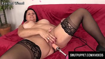 Mounting womens pussies Smut puppet - mature women getting railed by fucking machines compilation 2
