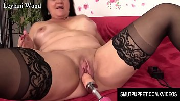Smut Puppet - Mature Women Getting Railed by Fucking Machines Compilation 2