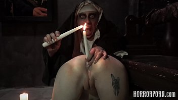 HORRORPORN Damned Nun