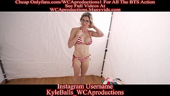 Beach Changing Room With My Stepmom Part 1 Cory Chase's Thumb