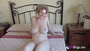 Mercé wants to fuck a boy toy and takes advantage of the fact his husband isn't home to invite Sr. Dicky in.