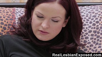 RealLesbianExposed - Interracial Lesbian Strapon Fun With Ashley Cin & Janessa J thumbnail