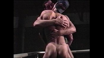 Wow leather twink shoulders Vca gay - leather angel - scene 2