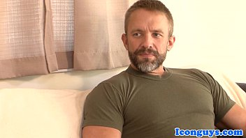 Gay male closeup galleries Handsome dilf assfucked by young top hunk