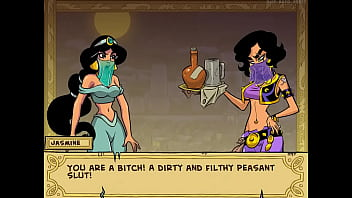 Princess Trainer: Chapter 2 - Jasmine Learns The Duties Of A Tavern Wench