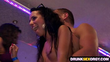 Ladies party sex - Hot boozed ladies fucking at the party