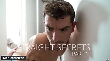(Jeremy Spreadums, Jordan Levine) - Straight Secrets Part 1 - Str8 to Gay - Trailer preview - Men.com