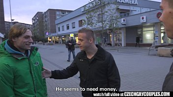 Czech guys - they would do anythyng for money