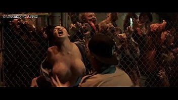 Video bokep officer huttie in the film scouts guide to the zombie apocalypse 2015