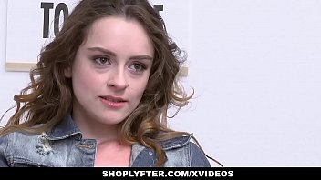 ShopLyfter - Brunette Beauty (Lily Glee) Caught Stealing Gets Punished With Cock