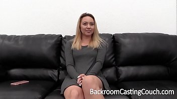 Cute Blonde Fucked Good and Creampie