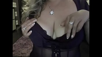 MOMMY TOUCHING BOOBS CLOSE UP