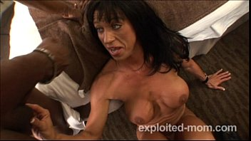 Hot women fucking videos Amateur big tits milf bangs black guy in bbc interracial video