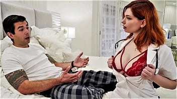 Big titted nurse gives him viagra by mistake - w/ Annabel Redd 10 min