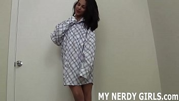 I know you have a thing for nerdy girls like me JOI [:NB_MINS_MEDIUM:]