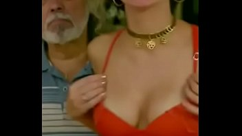 naughty actress got naked in the movie