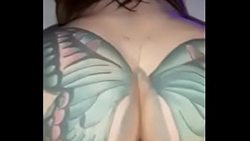 Creampie inside me ass, u want to see go to my onlyfans 45 sec