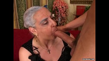 Streaming granny anal - Granny first huge cock anal