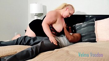 Sex with velma dinkley Bbw velma voodoo squirts on black cock
