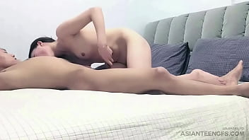 Beautiful Asian hooker gets fucked hard by her customer