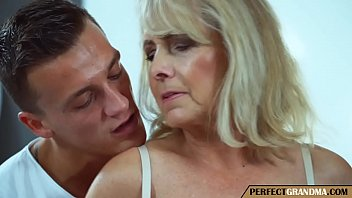Video sex art granny wuth grandson You need to visit granny more often