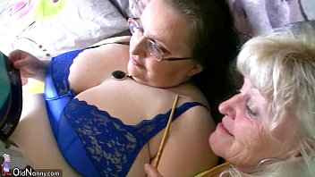 Fat old hairy woman Chubby granny and old granny masturbating