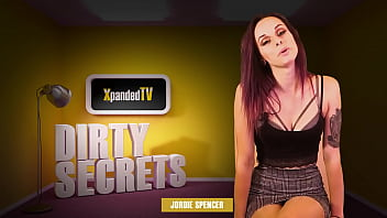 Dirty Secrets with Jordie Spencer from Xpanded TV - British Babeshow Babe