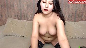 Sexy Korean girl on cam - www.JuicyGirlCams.com