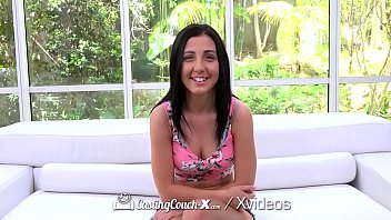 CASTINGCOUCH-X Casting agent pounds tight pussy preview image