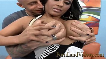 Crazy Brunette Bitch With Big Boobs Loves Fucking