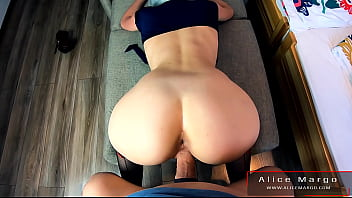 Big Dick Fuck Me in DoggyStyle! AliceMargo.com