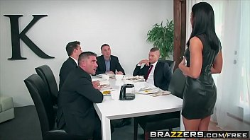 Wife tell story of gangbang - Brazzers - adriana chechik, keiran lee - the dinner party - trailer preview