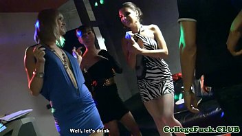 College eurobabe assfucked at party