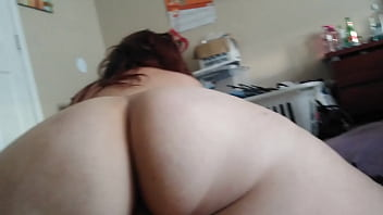 Cumming in bbw shemale then she chock me with cock porn image