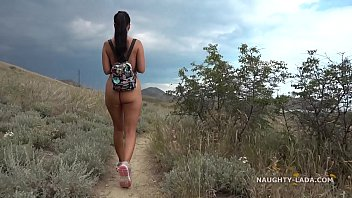 Nudist wifes The naked hike