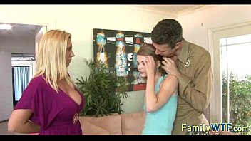 Husband and wife fuck the babysitter 689 thumbnail