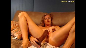 girl-fucking-explodes with dildo