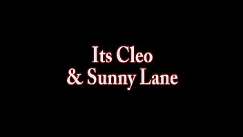 Its Cleo Is Too Wet with Sunny Lane