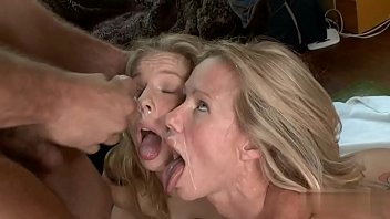 Simone Sonay and Chastity Lynn  crap sketches in the face