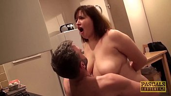 PASCALSSUBSLUTS - Busty Laura Louise Submits To Rough Banging