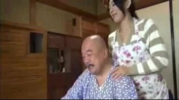 Japanese old man and not his daughter in law the nurse thumbnail